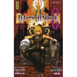 DEATH NOTE - TOME 8