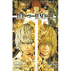 DEATH NOTE - TOME 10