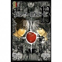 DEATH NOTE - TOME 13