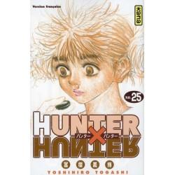HUNTER X HUNTER - TOME 25