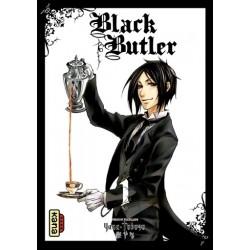 BLACK BUTLER - TOME 1
