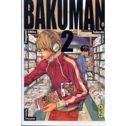 BAKUMAN - TOME 2