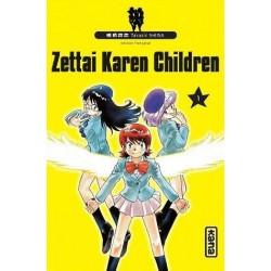 ZETTAI KAREN CHILDREN - TOME 1