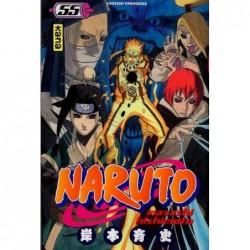 NARUTO - TOME 55