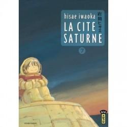 LA CITE SATURNE  - TOME 7