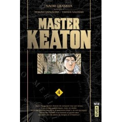 MASTER KEATON - TOME 4