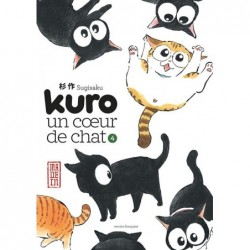 KURO UN COEUR DE CHAT - TOME 4