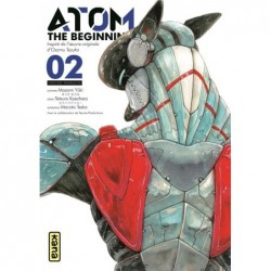 ATOM THE BEGINNING - TOME 2