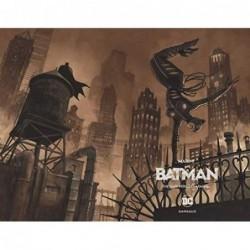 FOURREAU BATMAN T1 ET T2