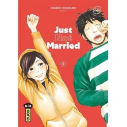 JUST NOT MARRIED - TOME 3
