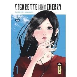 CIGARETTE AND CHERRY  - TOME 1