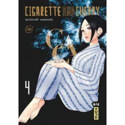CIGARETTE AND CHERRY  - TOME 4