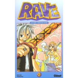 RAVE - TOME 02