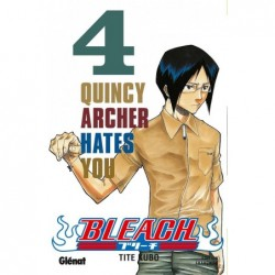 BLEACH - TOME 04 - QUINCY...