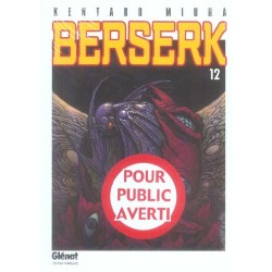 BERSERK - TOME 12