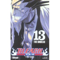 BLEACH - TOME 13 - THE UNDEAD