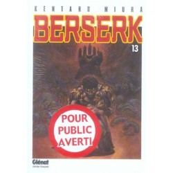 BERSERK - TOME 13
