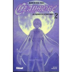 CLAYMORE - TOME 02 - LES...