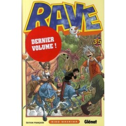 RAVE - TOME 35