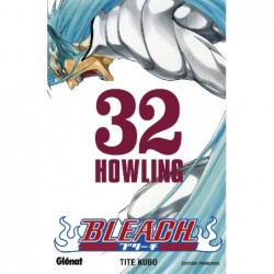 BLEACH - TOME 32 - HOWLING