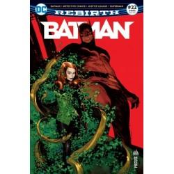 BATMAN REBIRTH 22 CATWOMAN...