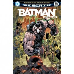 T08 - BATMAN REBIRTH...