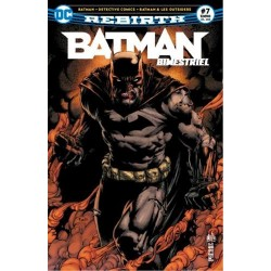 T07 - BATMAN REBIRTH...