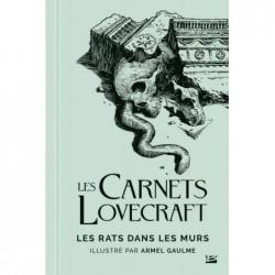 LES CARNETS LOVECRAFT : LES...