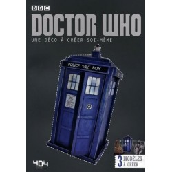 DOCTOR WHO - UNE DECO A...