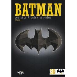 BATMAN - UNE DECO A CREER...