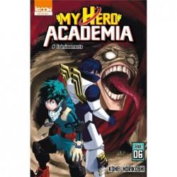 MY HERO ACADEMIA T06 - VOL06