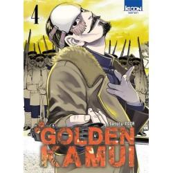GOLDEN KAMUI T04 - VOL04