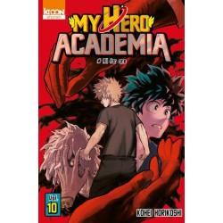 MY HERO ACADEMIA T10 - VOL10