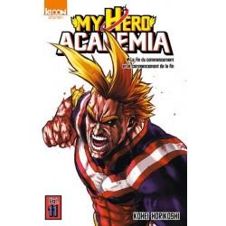 MY HERO ACADEMIA T11 - VOL11