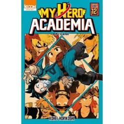 MY HERO ACADEMIA T12 - VOL12