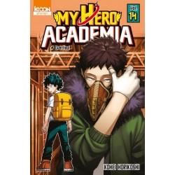 MY HERO ACADEMIA T14 - VOL14