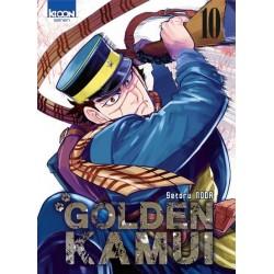 GOLDEN KAMUI T10 - VOL10