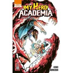 MY HERO ACADEMIA T18 - VOL18