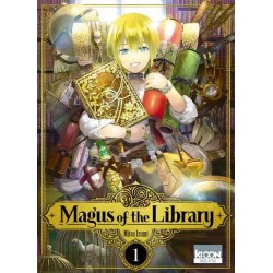 MAGUS OF THE LIBRARY/KIZUNA...