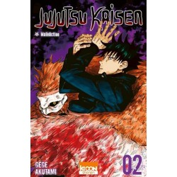JUJUTSU KAISEN T02 - VOL02