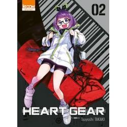 HEART GEAR T02 - VOL02