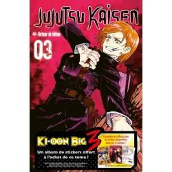 JUJUTSU KAISEN T03 - OP BIG...
