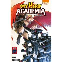 MY HERO ACADEMIA T27 - VOL27