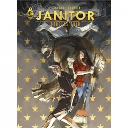 JANITOR : GOOD AS GOLD