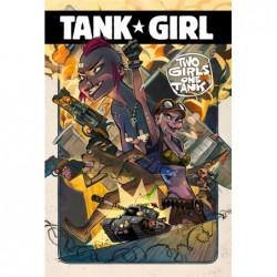 TANK GIRL : TWO GIRLS ONE TANK