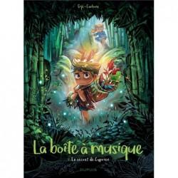LA BOITE A MUSIQUE - TOME 2...