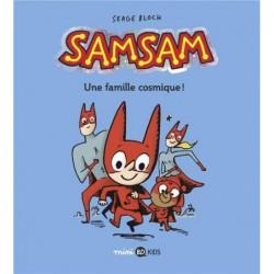 SAMSAM, TOME 01 - UNE...