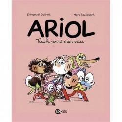 ARIOL, TOME 15 - TOUCHE PAS...