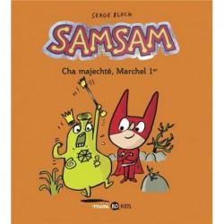 SAMSAM, TOME 05 - CHA...
