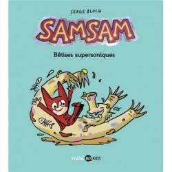 SAMSAM, TOME 06 - BETISES...